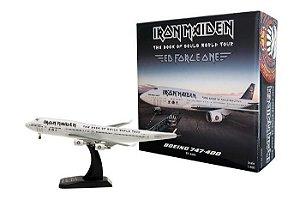 "Miniatura Avião Hogan 1:400 Air Atlanta Icelandic Boeing 747-400 ""ED FORCE ONE"""