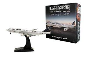 "Miniatura Avião Hogan 1:500 Air Atlanta Icelandic Boeing 747-400 ""ED FORCE ONE"""