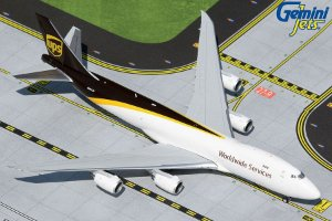 Gemini Jets 1:400 UPS Worldwide Services Boeing 747-8F