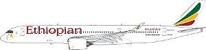 Miniatura Avião Phoenix 1:400 Ethiopian Airbus A350-900