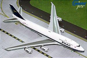 "Gemini Jets 1:200 British Airways Boeing 747-400 ""BOAC Retro"""