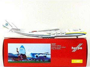 Herpa 1/400 Antonov Airlines Antonov AN225 Mriya