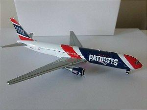Gemini Jets 1:400 Patriots Boeing 767-300