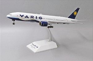 PRÉ VENDA - JC Wings 1:200 Varig Boeing 777-200ER