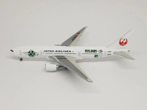 """JC Wings 1:400 JAL Boeing 777-200 """"Biodiversity Livery"""""""