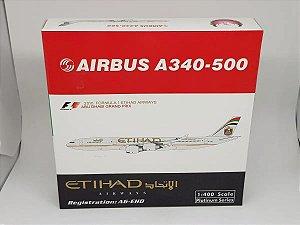 Phoenix 1:400 Etihad Airbus A340-500 Abu Dhabi GP F1 2010