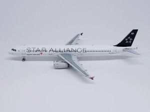 "Phoenix 1:400 Asiana Airbus A321""Star Alliance"""