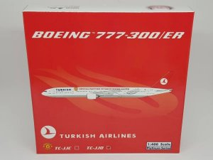 Phoenix 1:400 Turkish Boeing 777-300ER