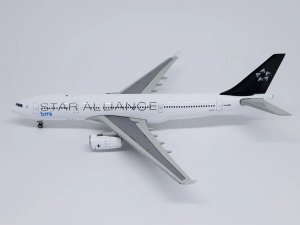"JC Wings 1/400 BMI Airbus A330-200 ""Star Alliance"""