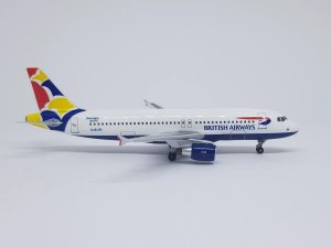 Aviation400 1:400 British Airways Airbus A320