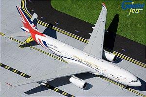 "Gemini Jets 1:200 Royal Air Force (RAF) Airbus A330-200 MRTT ""Boris Force One"""