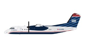 PRÉ VENDA - Gemini Jets 1:200 US Airways Express Bombardier Dash 8-300