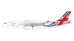 PRÉ- VENDA Gemini Jets 1:400 United Kingdom Airbus A330-200 MRTT