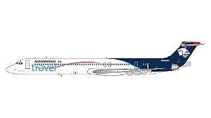 PRÉ- VENDA Gemini Jets 1:400 AeroMexico McDonnell Douglas MD-83