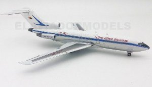 El Aviador 1:200 Lloyd Aéreo Boliviano Boeing 727-100