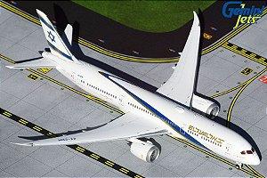 """Gemini Jets 1:400 EL AL """"Jerusalem of Gold"""" Boeing 787-9 Dreamliner"""