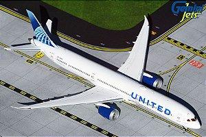 Gemini Jets 1:400 United Boeing 787-10 Dreamliner