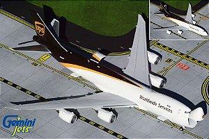 "Gemini Jets 1:400 UPS Boeing 747-8F ""Interativo"""