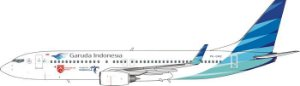 PRÉ- VENDA - Phoenix 1:400 Garuda Indonesia Boeing 737-800