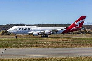 PRÉ- VENDA - Phoenix 1:400 Qantas Boeing 747-400