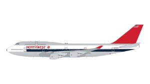 PRÉ- VENDA Gemini Jets 1:200 Northwest Boeing 747-400