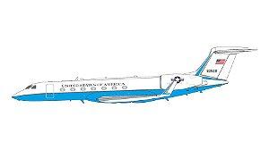 PRÉ- VENDA GEMINI JETS 1:200 USAF Gulfstream 550 (C-37B)