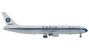 ENCOMENDA - Miniatura Avião Phoenix 1:400 Varig Boeing 767-300