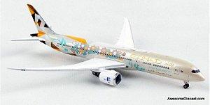 "Phoenix 1:400 Etihad Airways Boeing B 787-9 ""Choose Saudi Arabia"""