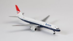 NG Models 1:400 British Airways Boeing B 757-236