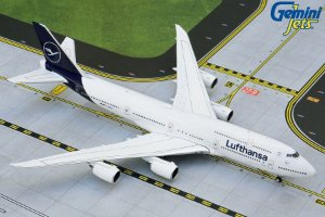 PRÉ-VENDA - Gemini Jets 1:400 Lufthansa Boeing 747-8i
