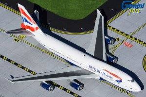 Gemini Jets 1:400 British Airways Boeing 747-400
