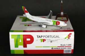 JC Wings 1:200 TAP Air Portugal Airbus A330-200 (ENCOMENDA)