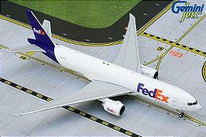 PRÉ-VENDA Gemini Jets 1:400 FedEx Boeing B777-200LRF