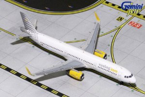 Gemini Jets 1:400 Vueling Airlines Airbus A321S