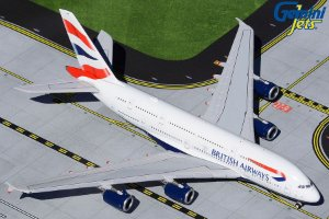 PRÉ- VENDA Gemini Jets 1:400 British Airways Airbus A380