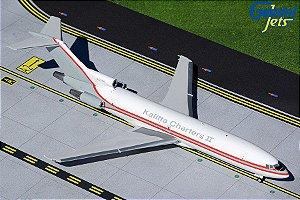 PRÉ- VENDA Gemini Jets 1:200 Kalitta Charters II Boeing 727-200