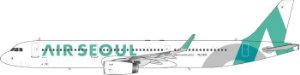 PRÉ- VENDA Phoenix 1:400 Air Seoul Airbus A321