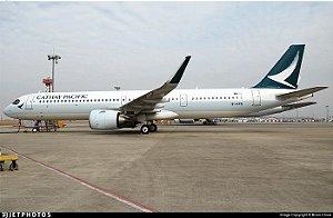 PRÉ- VENDA Phoenix 1:400 Cathay Pacific Airbus A321neo
