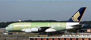 PRÉ- VENDA Phoenix 1:400 Singapore Airbus A380