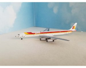 Aeroclassics 1:400 Iberia Douglas DC-8