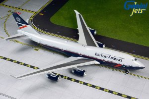 Gemini Jets 1:200 British Airways Boeing 747-400