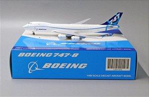 "PRÉ- VENDA JC Wings 1:400 Boeing Company 747-8F ""Interactive Series"""