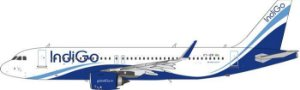 PRÉ- VENDA Phoenix 1:400 Indigo Airbus A320neo