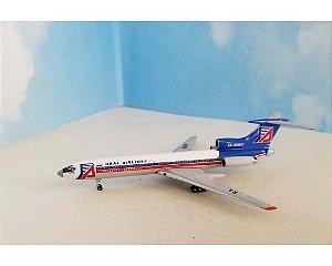 PRÉ-VENDA - Aeroclassics URAL Airlines Tupolev 154