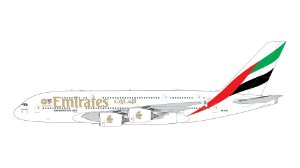 PRÉ- VENDA - Gemini Jets 1:400 Emirates Airbus A380-800