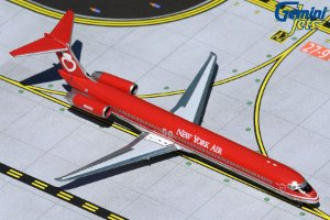 Gemini Jets 1:400 New York Air McDonnell Douglas MD-82