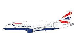 PRÉ - VENDA - Gemini Jets 1:200 BA CityFlyer Embraer E170STD
