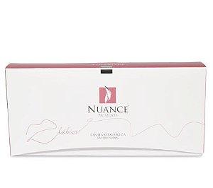 Kit Pigmentos Lábios Orgânico - 5ml - Nuance