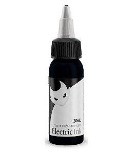 Tinta Para Tatuagem Electric Ink 30ml - Preto Marfim