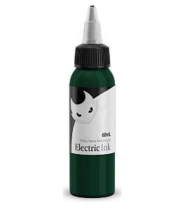 Tinta Para Tatuagem Electric Ink 60ml - Verde Esmeralda